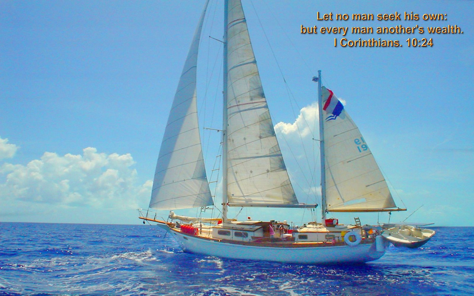 17 Best Images About Sailing Quotes On Pinterest: Inspirational Bible Versed Sailing Wallpapers