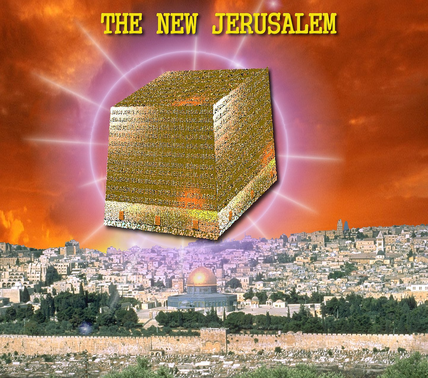 Religious significance of Jerusalem