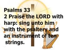 PRAISES (15)